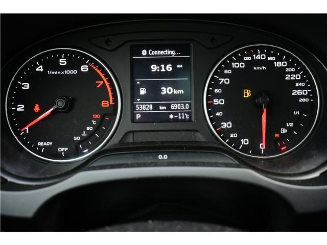 2016 Audi A3 2.0T Komfort (Stk: T35771) in Saskatoon - Image 15 of 30