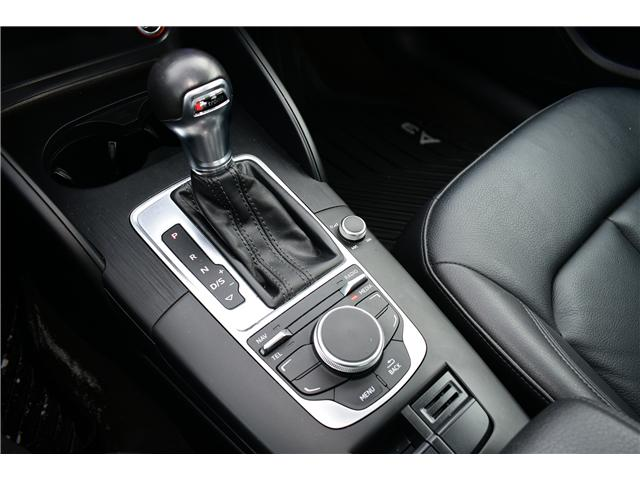 2016 Audi A3 2.0T Komfort (Stk: T35771) in Saskatoon - Image 20 of 30