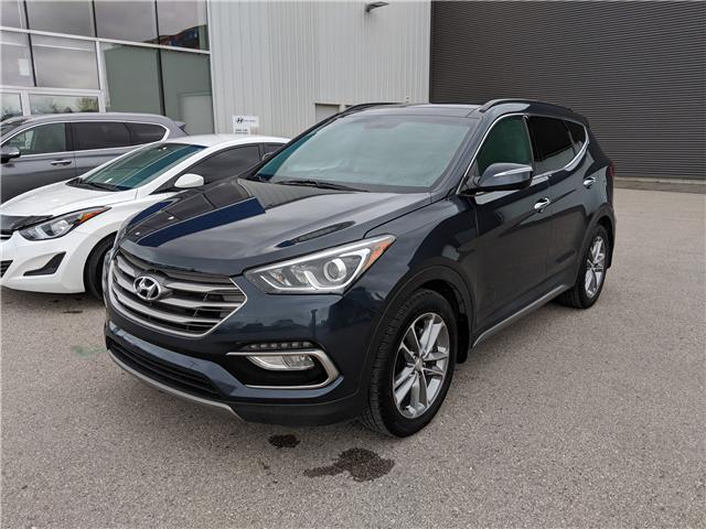 2017 Hyundai Santa Fe Sport 2.0T Limited (Stk: 85091) in Goderich - Image 1 of 16