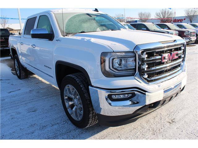 2018 GMC Sierra 1500 SLT (Stk: 168727) in Medicine Hat - Image 1 of 6