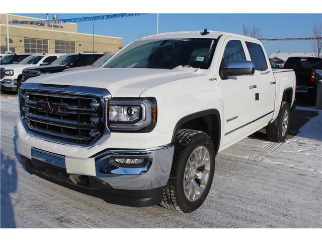 2018 GMC Sierra 1500 SLT (Stk: 168727) in Medicine Hat - Image 2 of 6