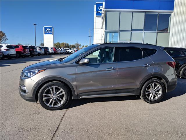 2017 Hyundai Santa Fe Sport 2.0T Limited (Stk: 85088) in Goderich - Image 2 of 16