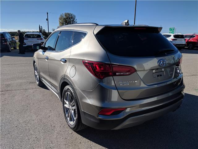 2017 Hyundai Santa Fe Sport 2.0T Limited (Stk: 85088) in Goderich - Image 2 of 15