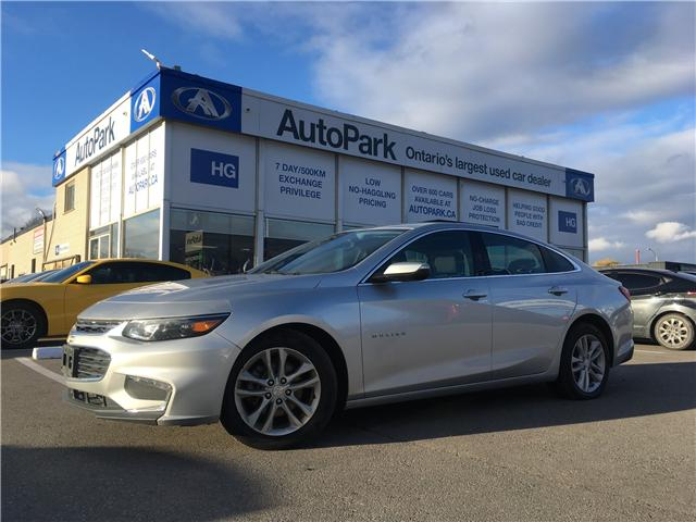 2017 Chevrolet Malibu 1LT (Stk: 17-24048) in Brampton - Image 1 of 24