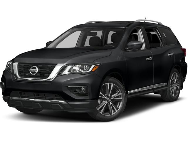 2018 Nissan Pathfinder Platinum (Stk: D671681A) in Scarborough - Image 1 of 8
