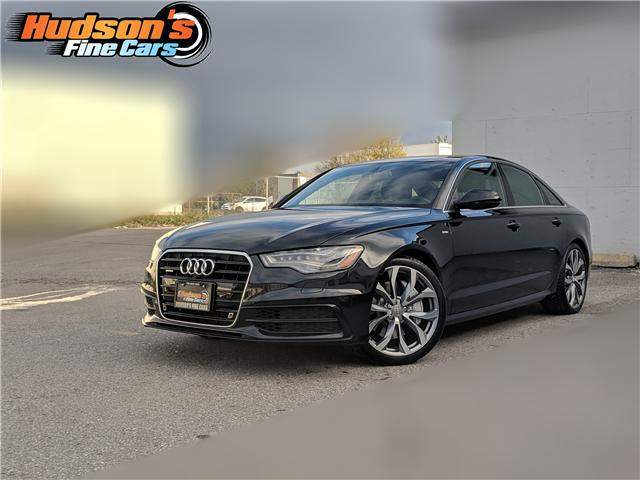 2013 Audi A6 3.0T Premium (Stk: 08663) in Toronto - Image 1 of 28