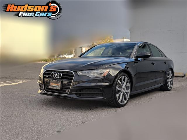 2013 Audi A6 3.0T Premium (Stk: 08663) in Toronto - Image 2 of 28