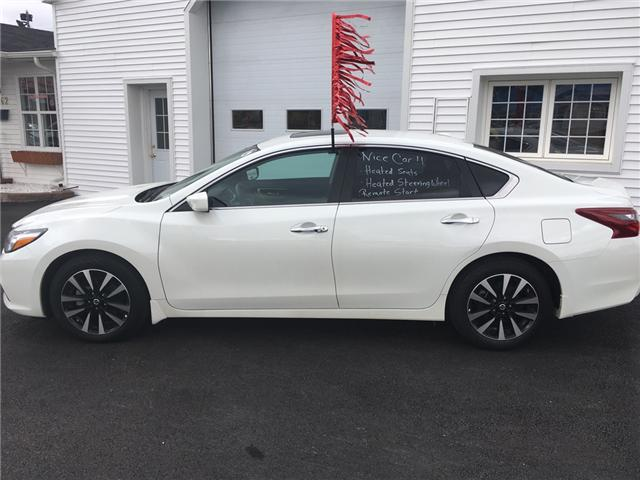 2018 Nissan Altima 2.5 SV (Stk: 144) in Oromocto - Image 2 of 21