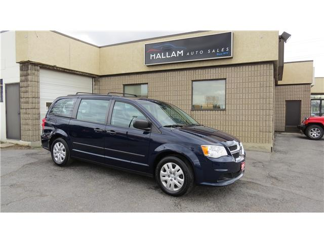 2014 Dodge Grand Caravan SE/SXT (Stk: ) in Kingston - Image 1 of 14