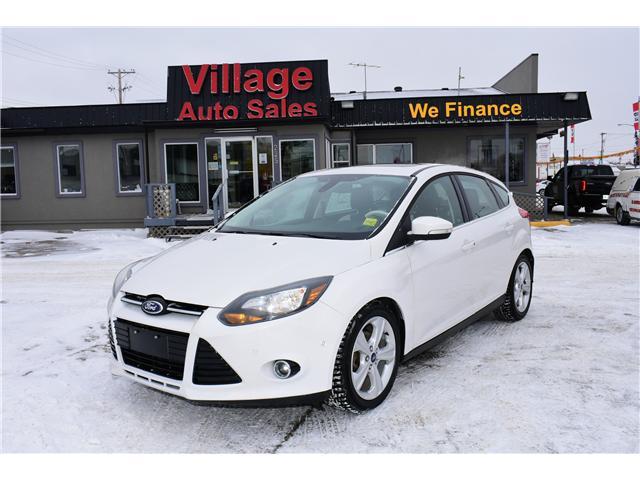2012 Ford Focus Titanium (Stk: P35662) in Saskatoon - Image 1 of 30