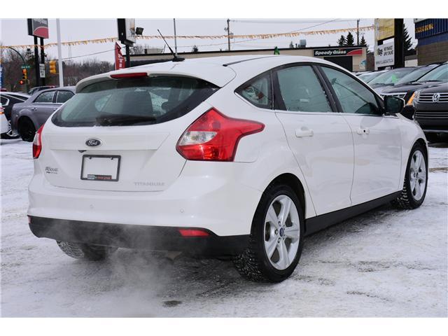 2012 Ford Focus Titanium (Stk: P35662) in Saskatoon - Image 7 of 30