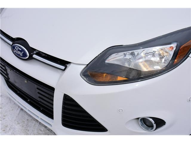2012 Ford Focus Titanium (Stk: P35662) in Saskatoon - Image 11 of 30