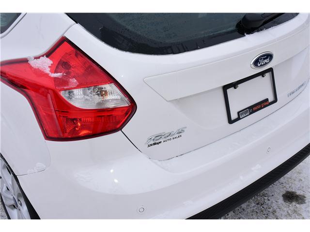 2012 Ford Focus Titanium (Stk: P35662) in Saskatoon - Image 10 of 30