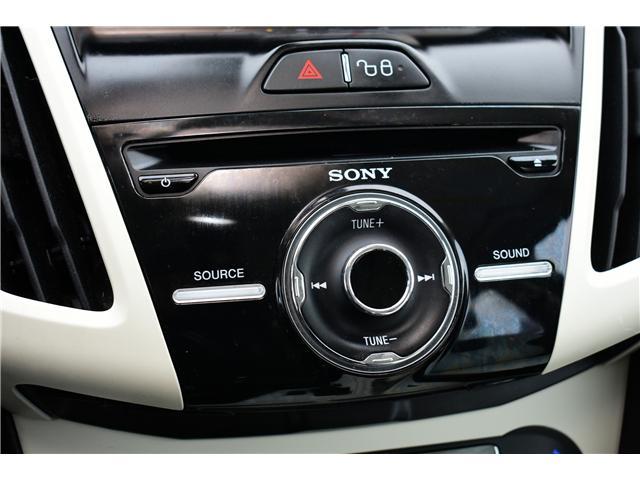 2012 Ford Focus Titanium (Stk: P35662) in Saskatoon - Image 24 of 30