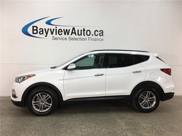 2018 Hyundai Santa Fe Sport 2.4 SE (Stk: 33644J) in Belleville - Image 1 of 27