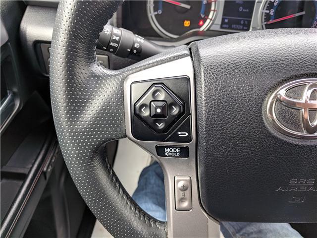2016 Toyota 4Runner SR5 (Stk: 80332) in Toronto - Image 16 of 29