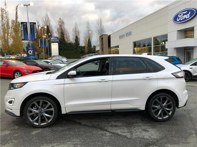 2017 Ford Edge Sport (Stk: OP18359) in Vancouver - Image 2 of 26