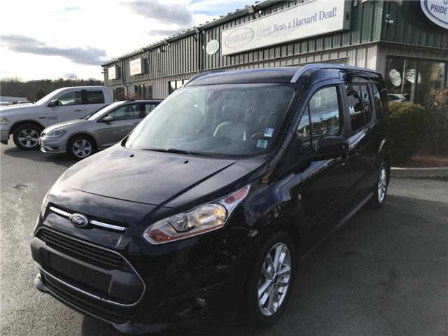 2015 Ford Transit Connect Titanium (Stk: 10160) in Lower Sackville - Image 1 of 23