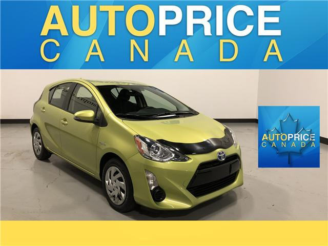 2015 Toyota Prius C Base (Stk: H9947) in Mississauga - Image 1 of 27