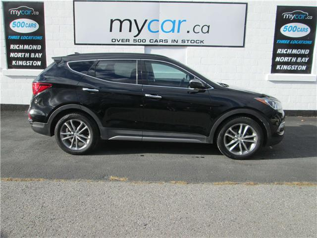 2017 Hyundai Santa Fe Sport 2.0T SE (Stk: 181706) in Richmond - Image 1 of 14