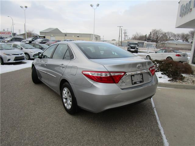 2017 Toyota Camry LE (Stk: 126786  ) in Regina - Image 2 of 35