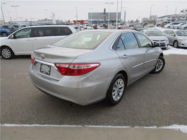 2017 Toyota Camry LE (Stk: 126786  ) in Regina - Image 4 of 35