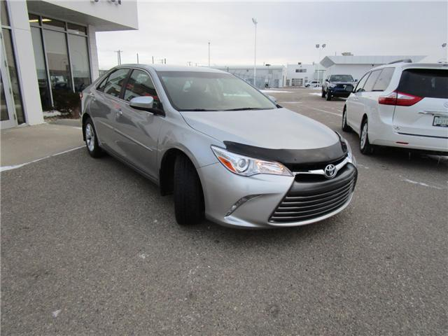 2017 Toyota Camry LE (Stk: 126786  ) in Regina - Image 9 of 35