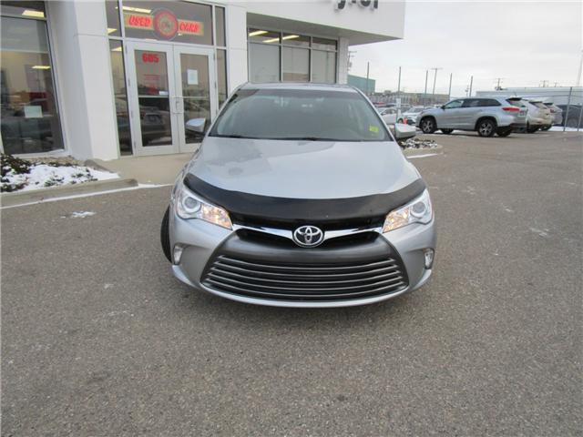 2017 Toyota Camry LE (Stk: 126786  ) in Regina - Image 10 of 35