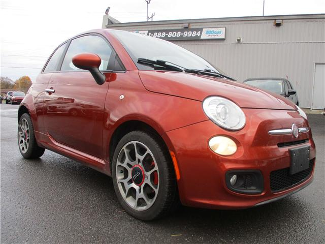2013 Fiat 500 Sport (Stk: 181741) in Kingston - Image 1 of 12