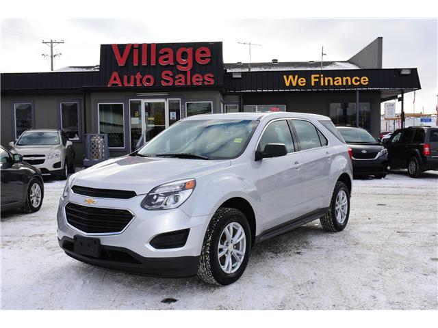 2017 Chevrolet Equinox LS (Stk: P35763) in Saskatoon - Image 1 of 29