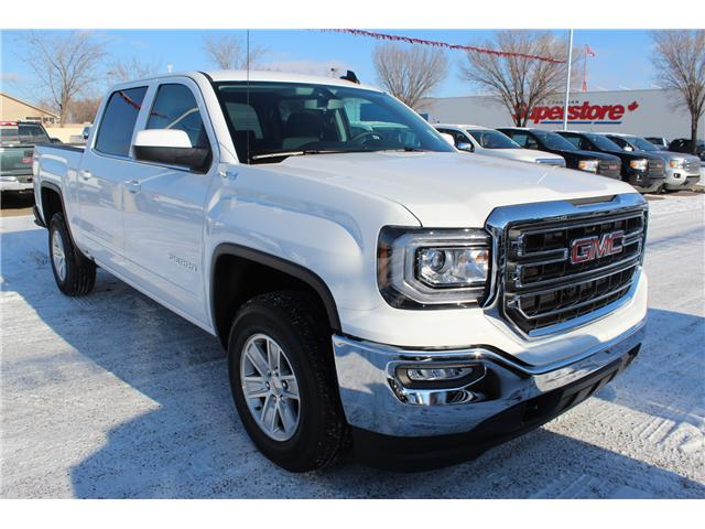 2018 GMC Sierra 1500 SLE (Stk: 169412) in Medicine Hat - Image 1 of 17
