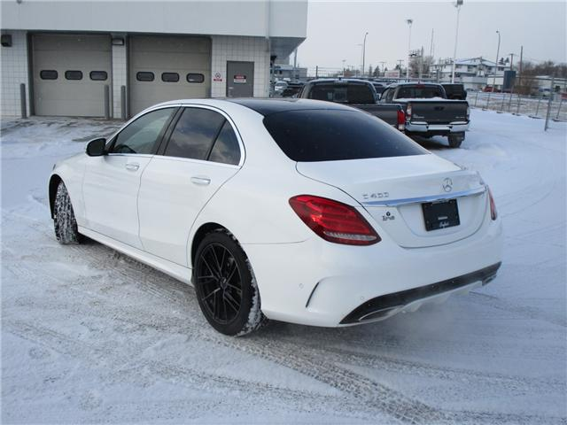2015 Mercedes-Benz C-Class Base (Stk: 1990081 ) in Regina - Image 2 of 36