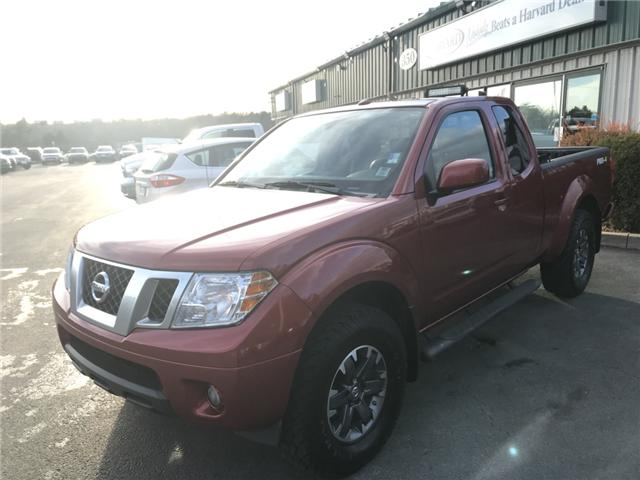 2015 Nissan Frontier PRO-4X (Stk: 10195) in Lower Sackville - Image 1 of 16