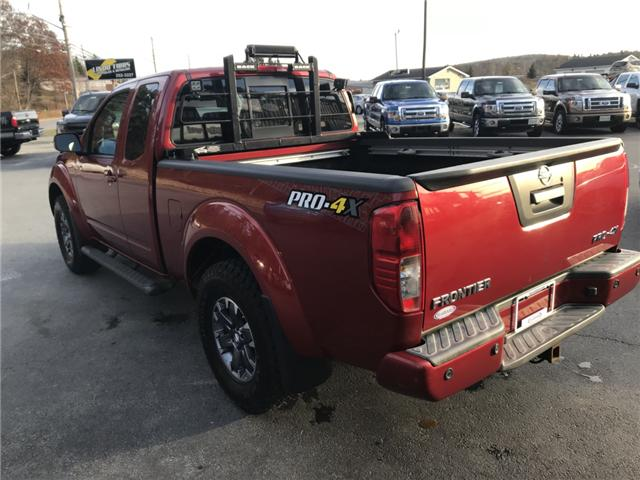 2015 Nissan Frontier PRO-4X (Stk: 10195) in Lower Sackville - Image 3 of 16