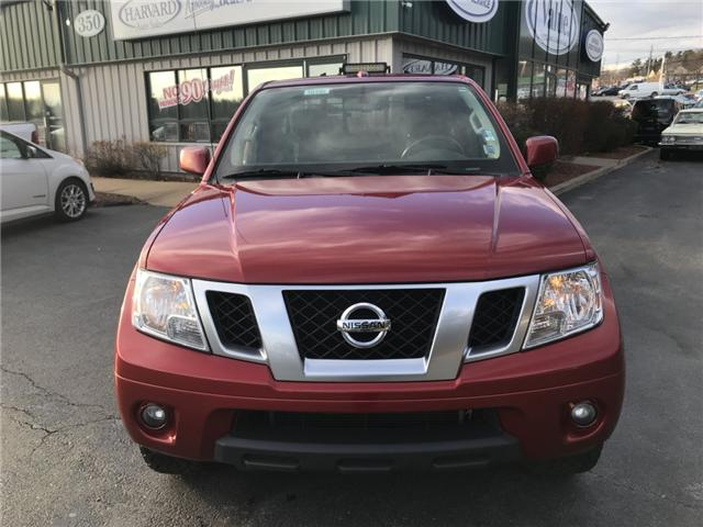 2015 Nissan Frontier PRO-4X (Stk: 10195) in Lower Sackville - Image 8 of 16
