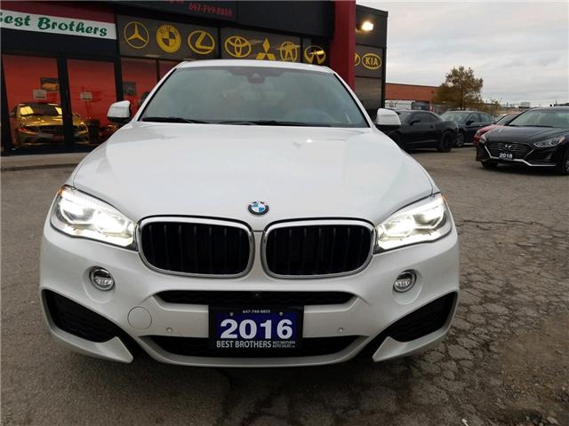 2016 Bmw X6 Xdrive35i At 54990 For Sale In Toronto Best