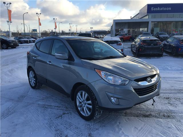 2013 Hyundai Tucson Limited (Stk: B7172) in Saskatoon - Image 1 of 26