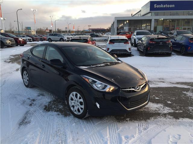 2015 Hyundai Elantra GL (Stk: 38275A) in Saskatoon - Image 1 of 10