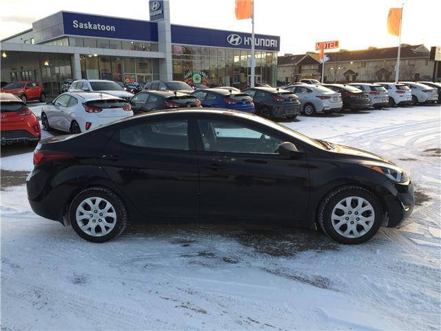 2015 Hyundai Elantra GL (Stk: 38275A) in Saskatoon - Image 2 of 10