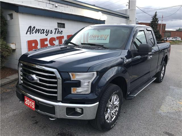 2015 Ford F-150 XLT (Stk: 18-700T) in Oshawa - Image 1 of 12