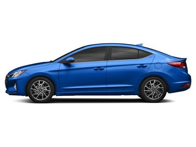 2019 Hyundai Elantra Luxury (Stk: 775659) in Whitby - Image 2 of 3