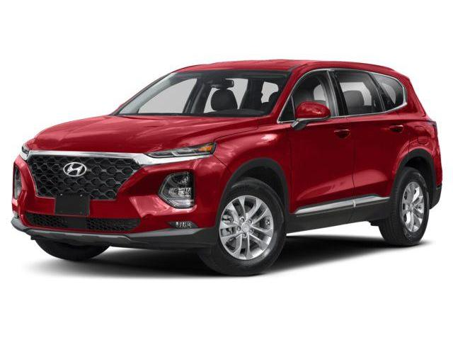 2019 Hyundai Santa Fe Preferred 2.4 (Stk: 055687) in Whitby - Image 1 of 9