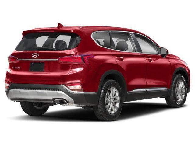 2019 Hyundai Santa Fe Preferred 2.4 (Stk: 055687) in Whitby - Image 3 of 9