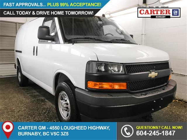 2018 Chevrolet Express 2500 Work Van (Stk: N8-21640) in Burnaby - Image 1 of 12