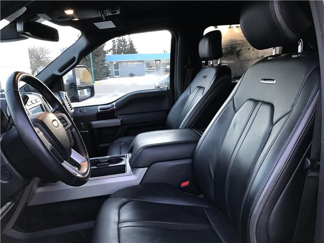 2017 Ford F-350 Platinum (Stk: 9103A) in Wilkie - Image 14 of 25