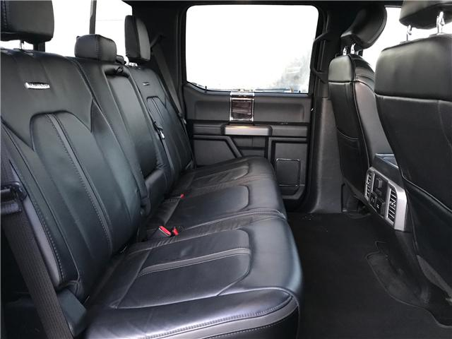 2017 Ford F-350 Platinum (Stk: 9103A) in Wilkie - Image 18 of 25