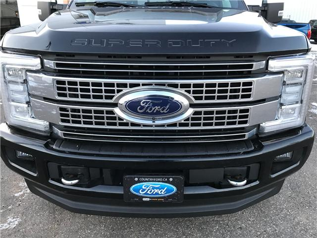 2017 Ford F-350 Platinum (Stk: 9103A) in Wilkie - Image 20 of 25