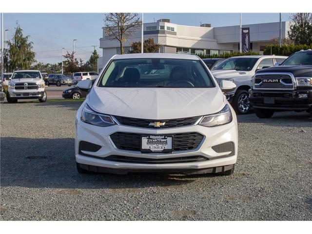 2017 Chevrolet Cruze LT Auto (Stk: AB0788) in Abbotsford - Image 2 of 25