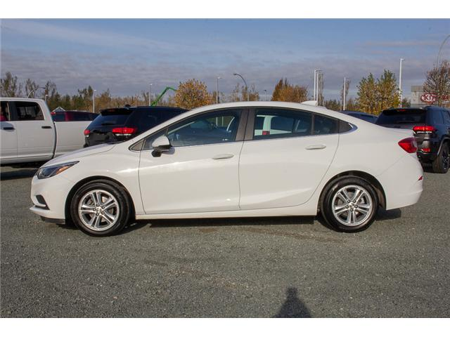 2017 Chevrolet Cruze LT Auto (Stk: AB0788) in Abbotsford - Image 4 of 25