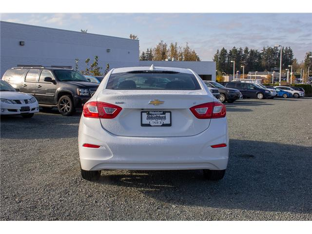 2017 Chevrolet Cruze LT Auto (Stk: AB0788) in Abbotsford - Image 6 of 25